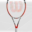 Wilson Steam 99S Tennis Racquet