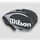 Wilson Black Tour 9 Pack Tennis Bag