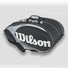 Wilson Black Tour 15 Pack Tennis Bag