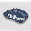 Wilson Navy Tour 6 Pack Tennis Bag