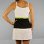 Jerdog Fusion Horizon Dress-White