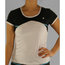 Pure Lime Center Court Cap Sleeve Top-White