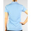 Nike Womens Team Gung Ho Polo - Light Blue