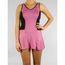 Nike Serena OZ Open Dress-Red Violet