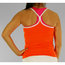 Polo Ralph Lauren Elite Wicking Racer Tank-Orange