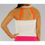 Polo Ralph Lauren Elite Wicking Jersey Tank-White/Orange
