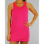 Polo Ralph Lauren Elite Wicking Double Layer Dress-Pink