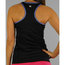 Tail Royal Vibe V-Neck Racerback Tank-Black