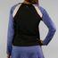 Tail Royal Vibe Raglan Long Sleeve Top-Black