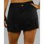 Tail Royal Vibe Front Slit Skirt-Black