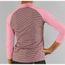 JoFit Manhattan Beach Raglan Mock Shirt