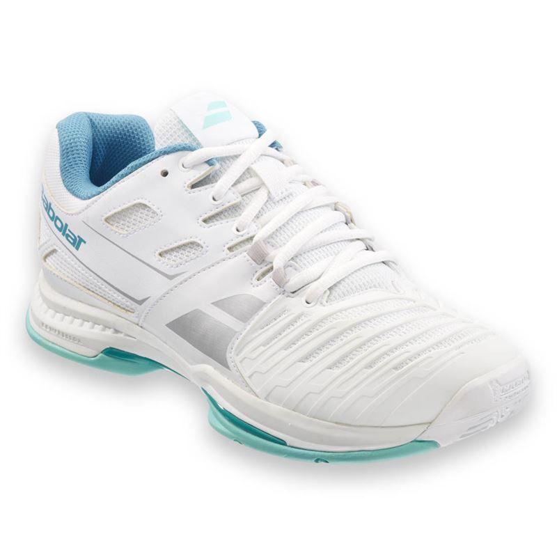 babolat sfx all court womens tennis shoe white 31s16530 153