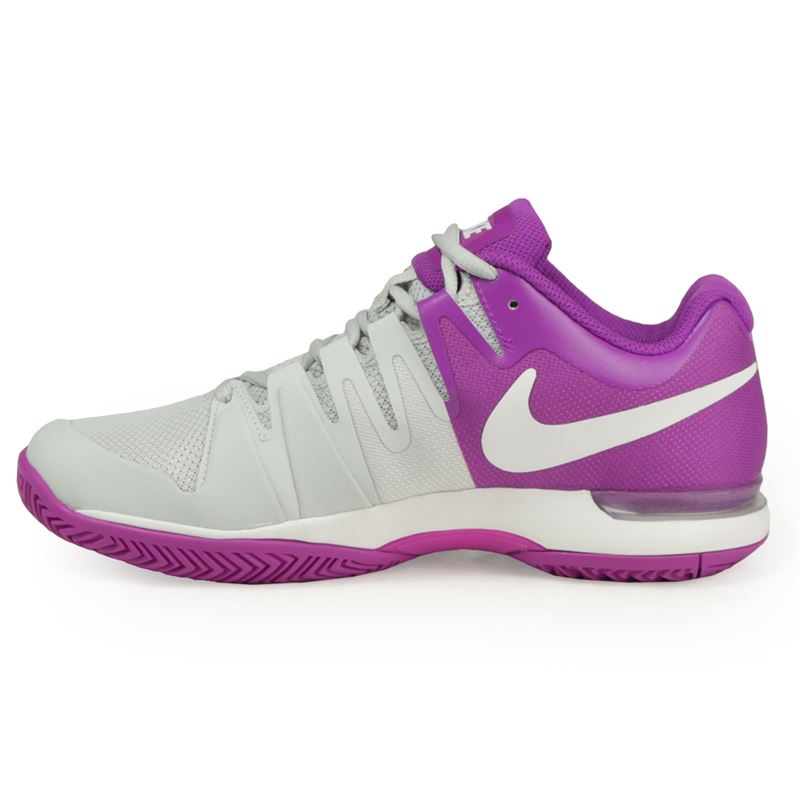 nike zoom vapor 9 5 tour womens tennis shoe 631475 003