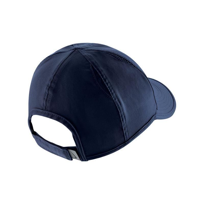 nike s featherlight hat obsidian 679424 451
