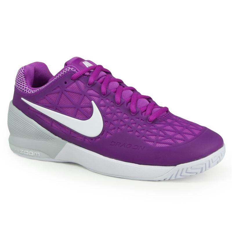 nike zoom cage 2 womens tennis shoe 705260 500