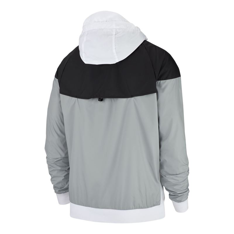 nike sportswear windrunner jacket 727324 101. Black Bedroom Furniture Sets. Home Design Ideas