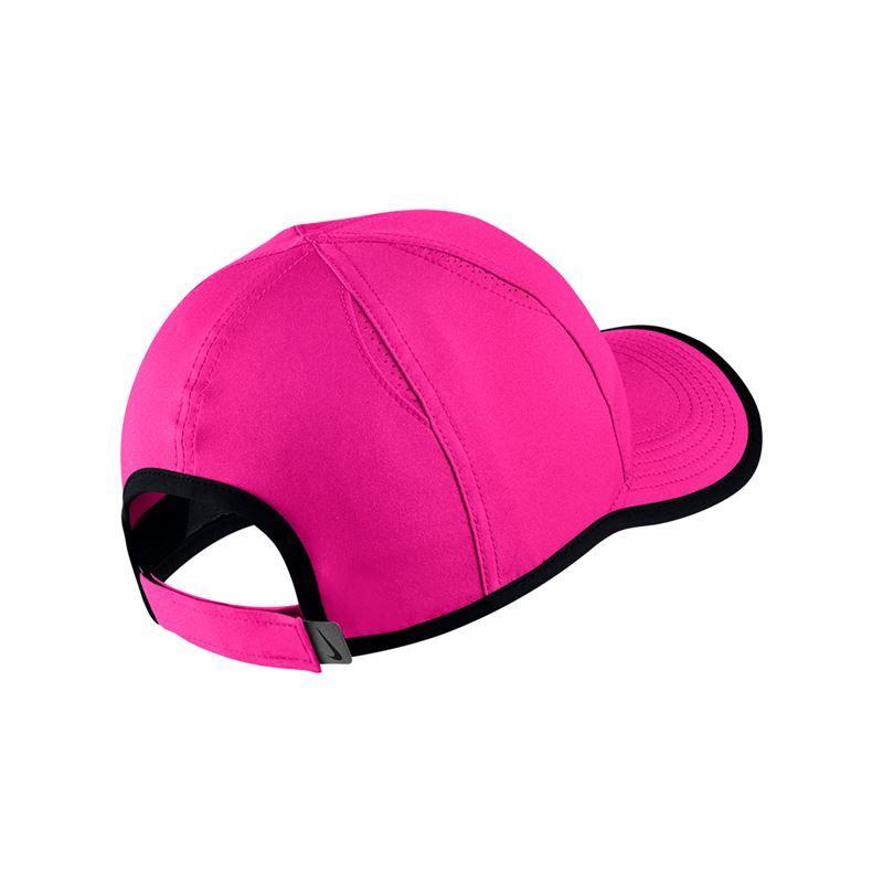 pink nike baseball cap