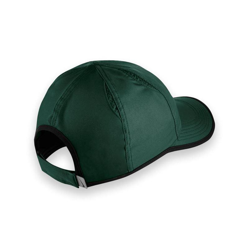 nike team featherlight hat gorge green 746653343. Black Bedroom Furniture Sets. Home Design Ideas