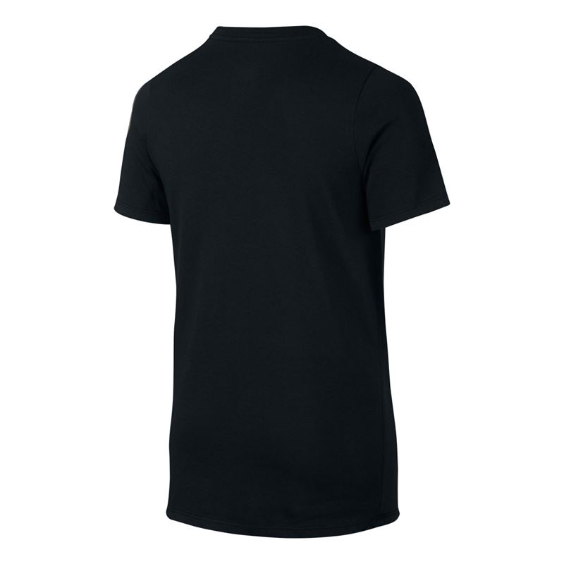 Nike Boys' Dominator T-Shirt Black | Nike Tennis