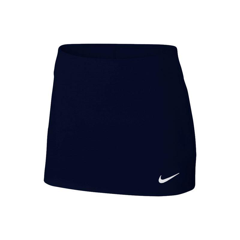 nike navy blue tennis skirt
