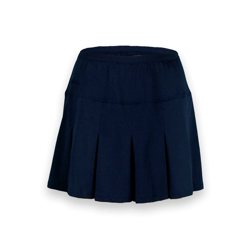 Bolle Pleated Skirt - navy | Women's Tennis Apparel |Midwest Tennis