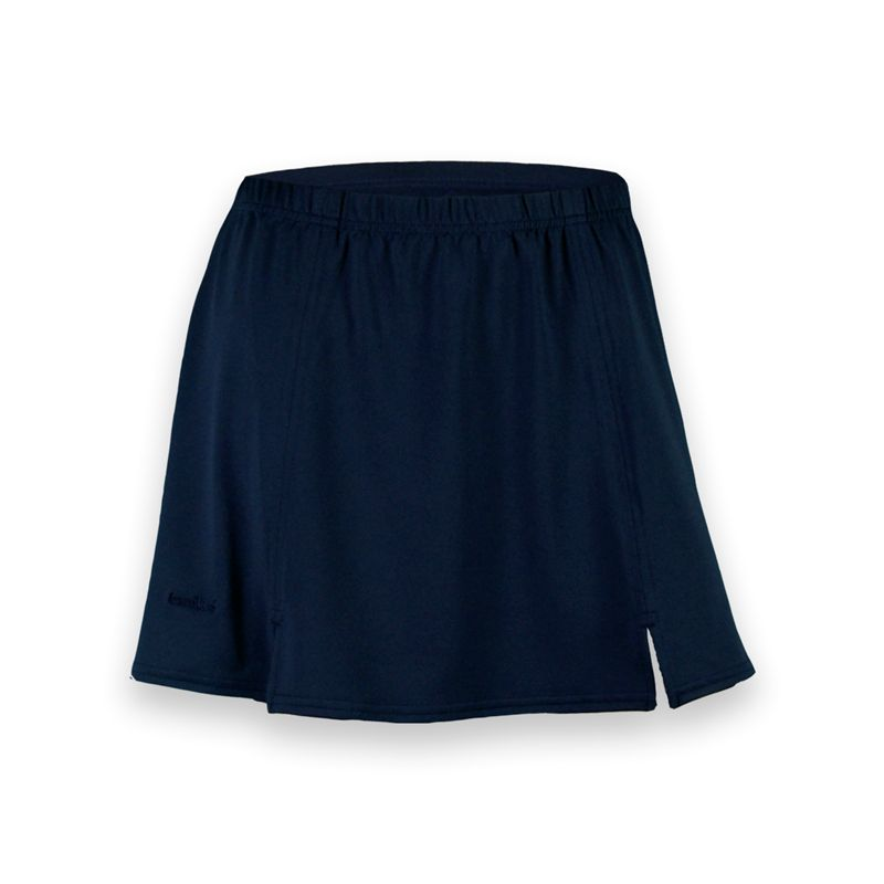 bolle basic tennis skirt blue s tennis apparel