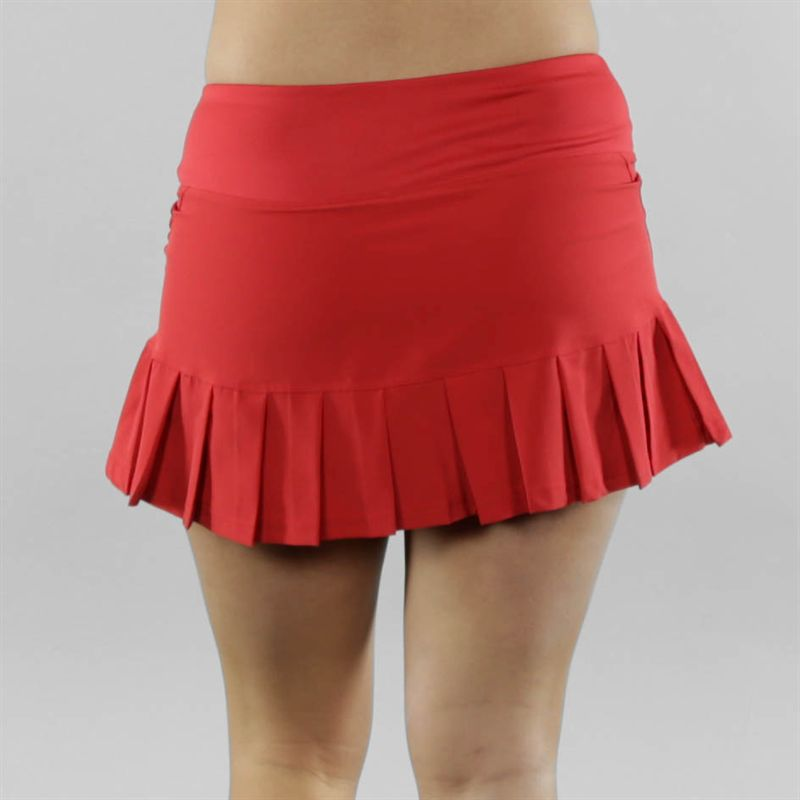 bolle back pleated tennis skirt 8660co7480 bolle tennis