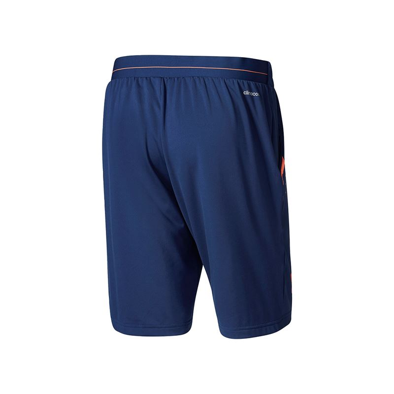 adidas Barricade Short, Navy, BK0680 | Men's Tennis Apparel