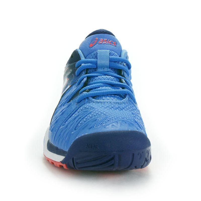 asics resolution 6 womens tennis shoe e550y 4701
