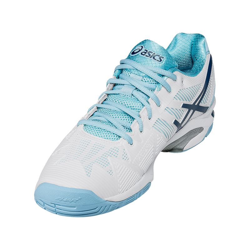 asics gel solution speed 3 womens tennis shoe white