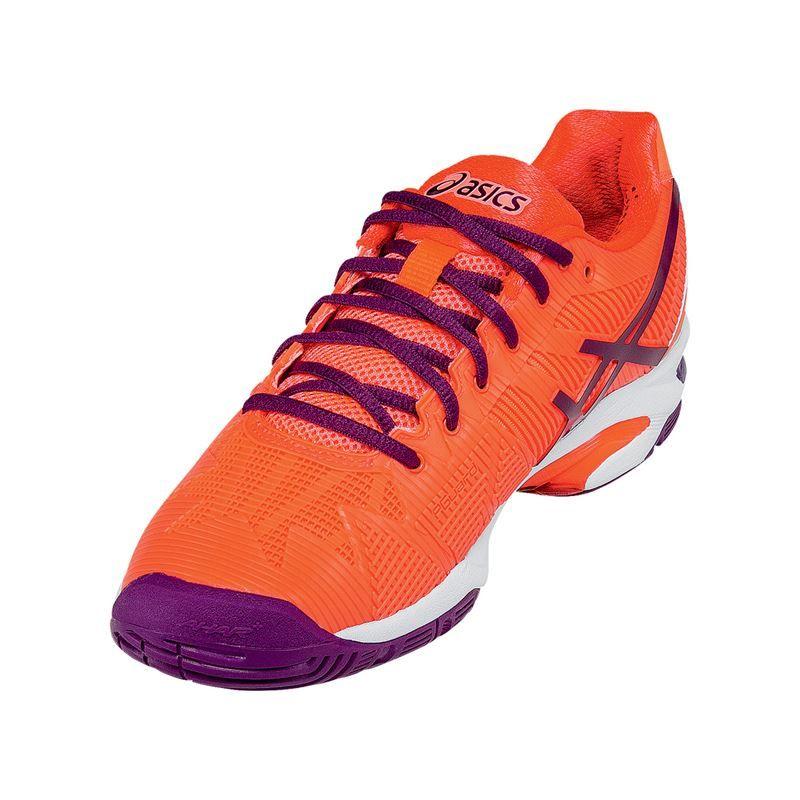 asics gel solution speed 3 womens tennis shoe e650n 0633