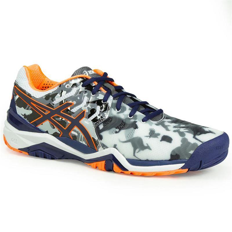 asics gel resolution 7 melbourne mens tennis shoe e710y 0149