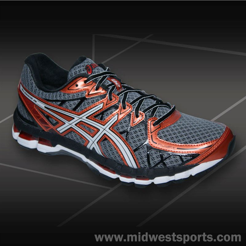 asics running shoes kayano 20 review