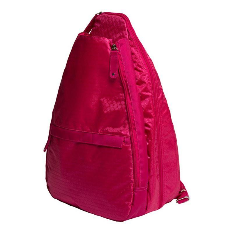glove it pink tennis back pack tennis bags