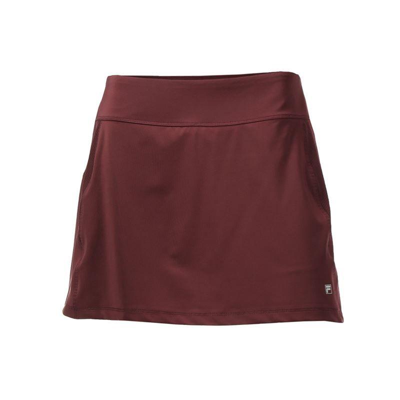fila a line skirt team maroon tw153kh4 201