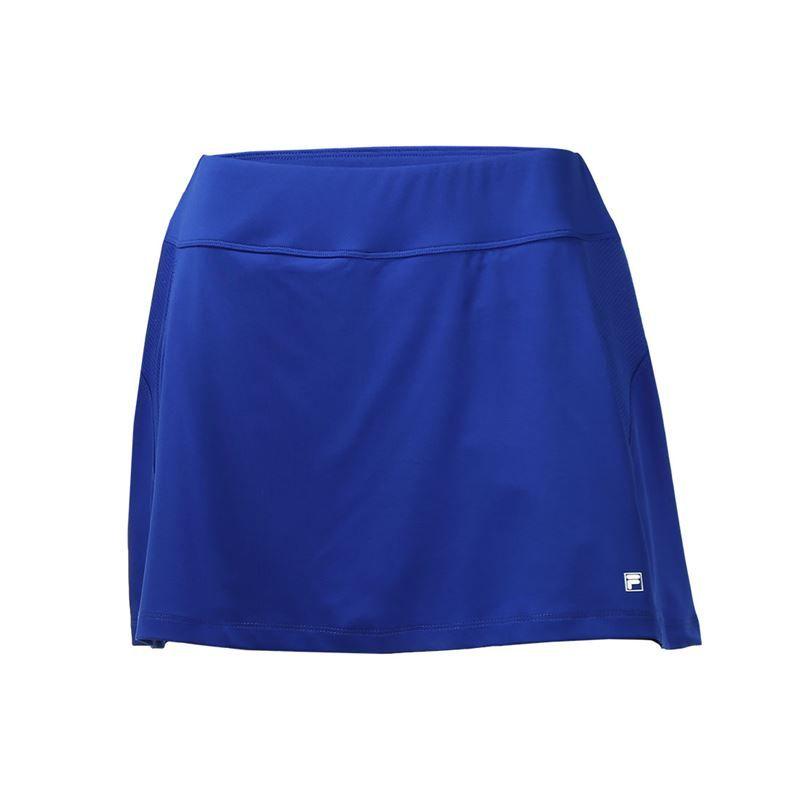 fila a line skirt royal blue tw153kh4 482 s
