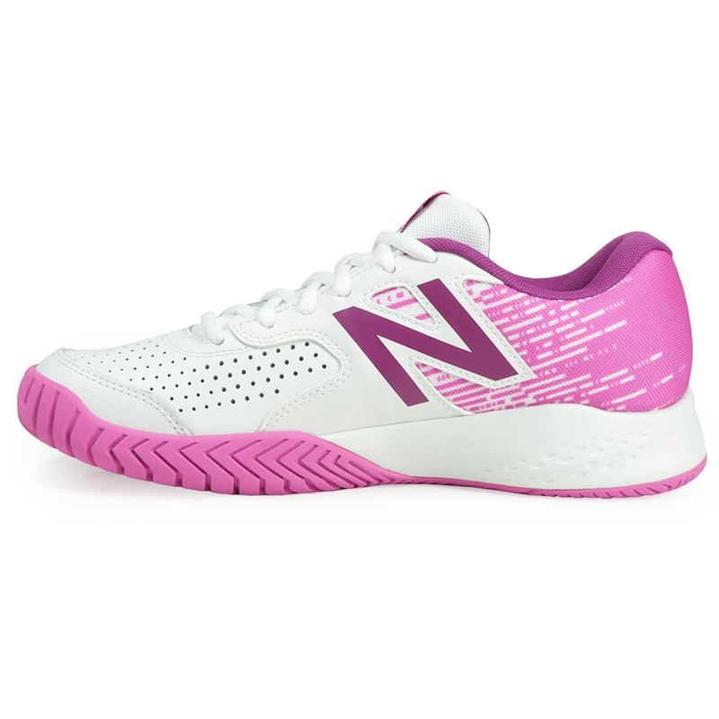 new balance wc696wp3 d womens tennis shoe wc696wp3 d