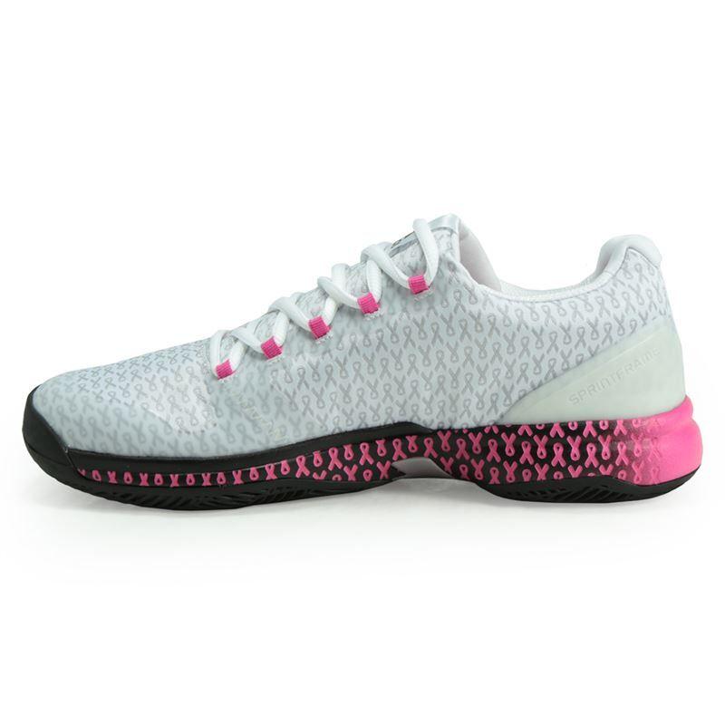 adidas Ubersonic 2 Think Pink Womens Tennis Shoe