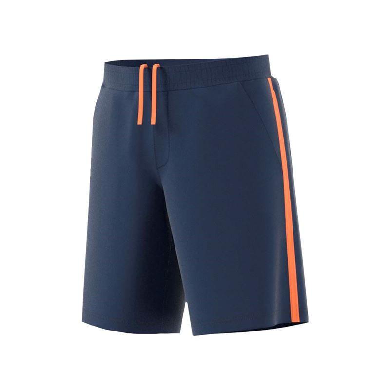 adidas advantage Short, Blue, BJ8766 | Men's Tennis Apparel