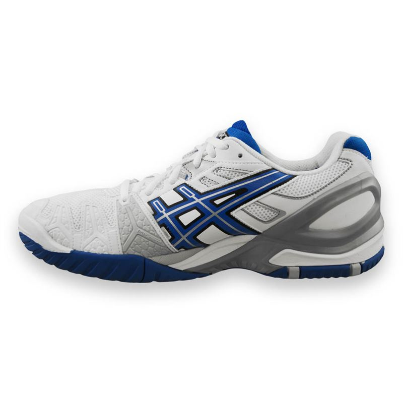 asics gel resolution 5 s tennis shoes e300y 0142
