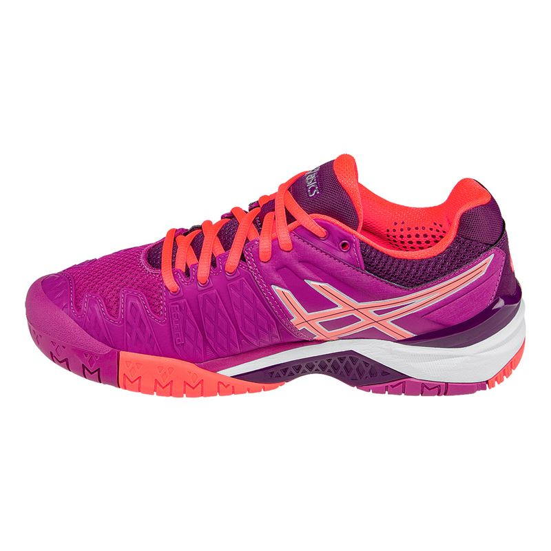 asics gel resolution 6 tennis shoes sale