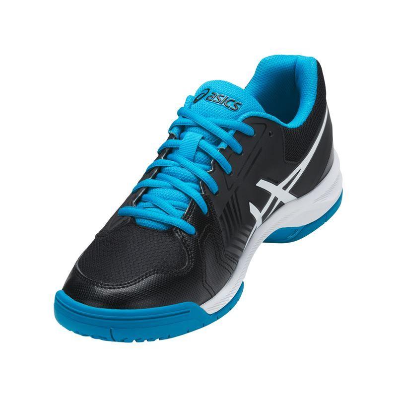 asics gel dedicate 5 mens tennis shoe e707y 9041