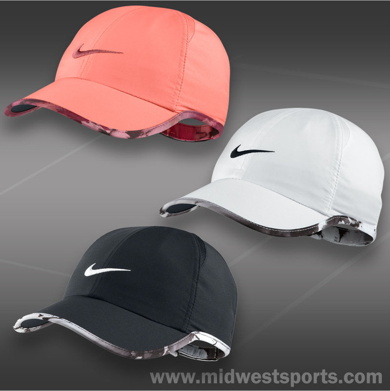 nike womens graphic feather light cap. Black Bedroom Furniture Sets. Home Design Ideas