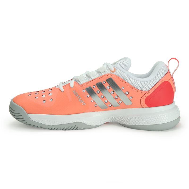 adidas barricade classic bounce womens tennis shoe s78395