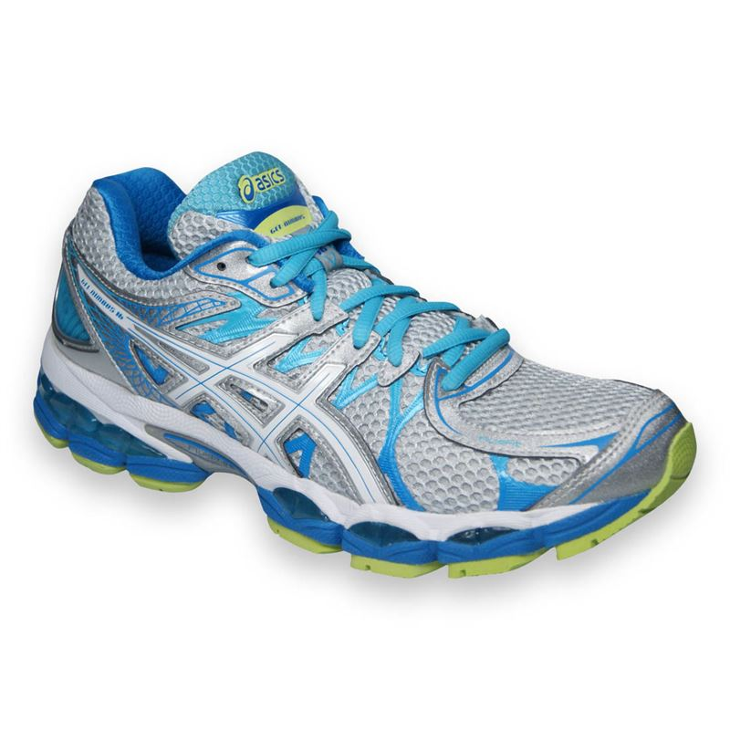 asics womens gel-nimbus 16 running shoes t485n-3497