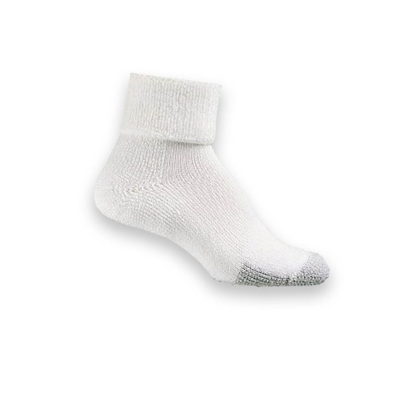 Thorlo TC-11 Cuff Tennis Socks (Level 3) - Thorlo TC - 11 Cuff Tennis Socks (Level 3) Tennis Accessories
