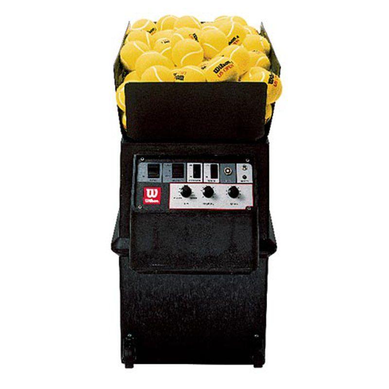 portable tennis machine