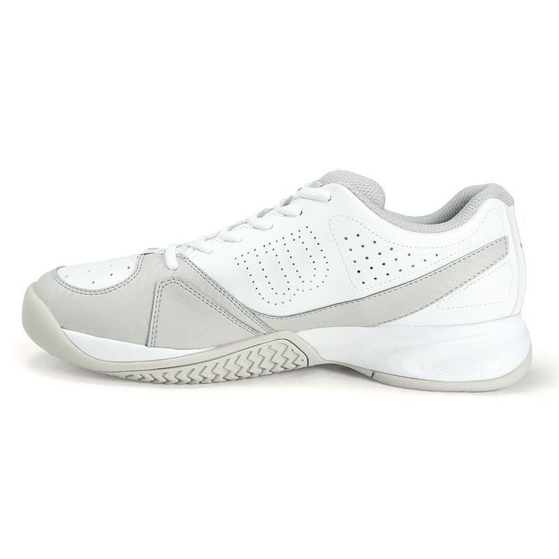 wilson open 2 0 mens tennis shoe white wrs320690