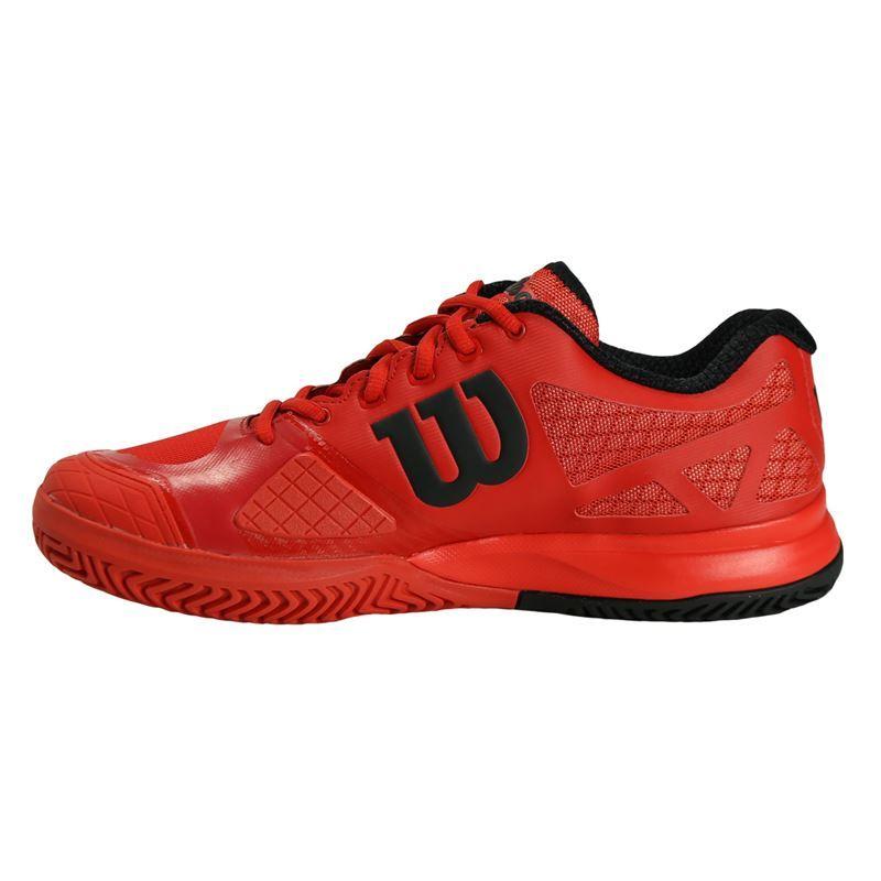 wilson pro 2 0 mens tennis shoe black wrs321400